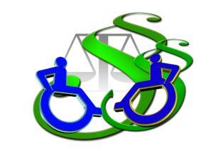 Auch die Diskriminierung wegen einer Behinderung ist verboten.