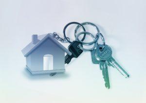 Ein Haus mit Grundstück ist der Paradefall für geschütztes Eigentum.