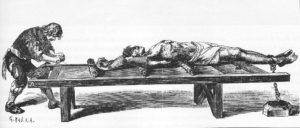 Heutige Foltermethoden sind meist subtiler als mittelalterliche Folterkammern, aber nicht weniger schlimm.