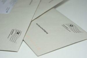 Auch bei der Briefwahl ist das Wahlgeheimnis sicherzustellen.